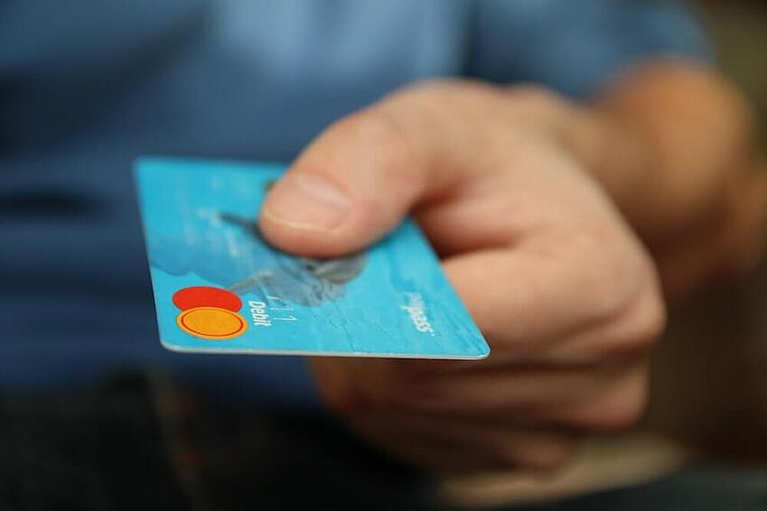 Switch From Credit to Debit