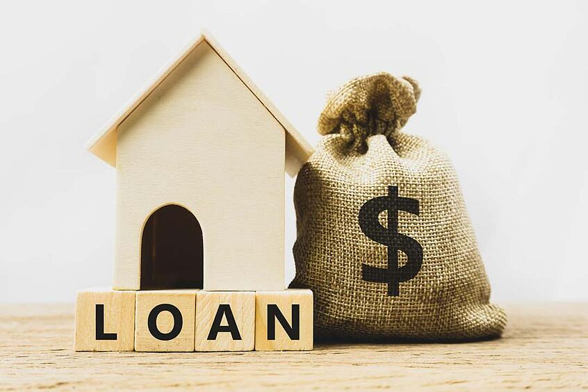 a mortgage is a home loam