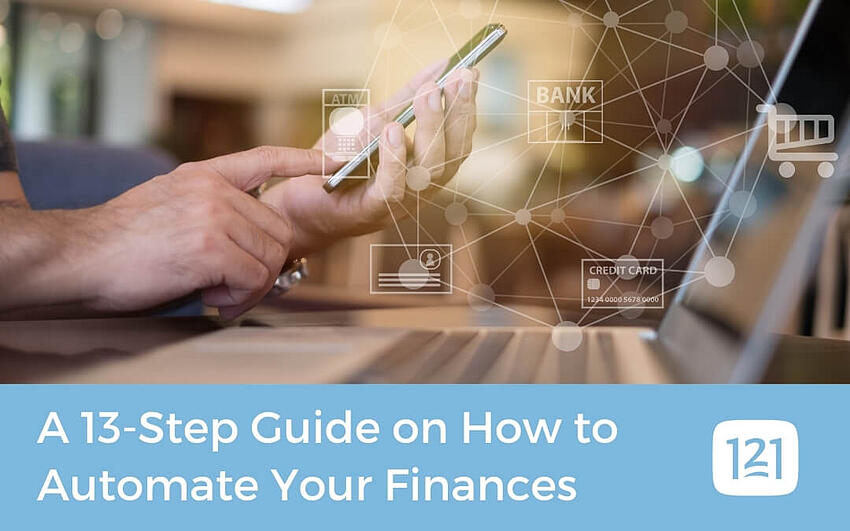 how to automate your finances