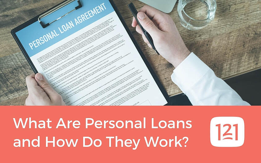 what are personal loans